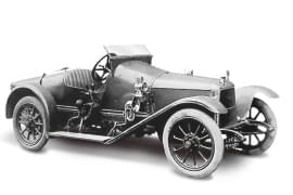 Прототип на Aston Martin-Coal Scuttle от 1914 г.
