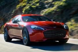Aston Martin Rapide S отпред
