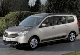 Dacia Lodgy отпред