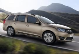 Dacia Logan отстрани