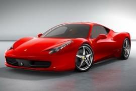 Ferrari 458 Italia Vorderansicht