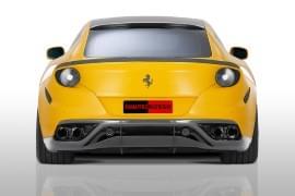 Ferrari FF Heckansicht