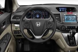 Honda CR-V отвътре