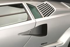 Lamborghini Countach венитлация в детайли