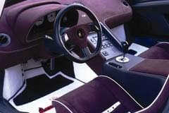 Lamborghini Diablo отвътре