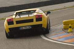 Lamborghini Gallardo Superleggere отзад
