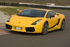Lamborghini Gallardo Superleggere отгоре