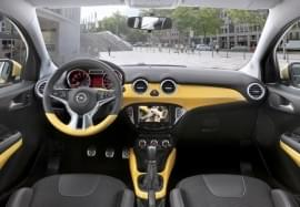 Opel Adam табло