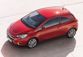 Opel Corsa отгоре