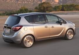 Opel Meriva отстрани