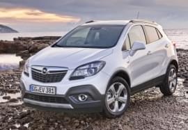 Opel Mokka отпред