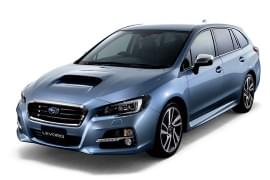 Subaru Levorg Frontansicht